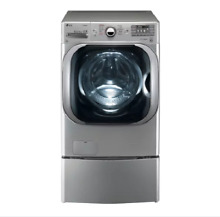 Front Load washer Mega Capacity Washing Machine Turbo Wash Steam Technology