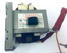 Whirlpool Double Wall Oven Transformer P N OBJY2 Model GMC305PDQ07