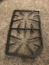 Left Grate For THERMADOR Gas Range SGS365ZS 01