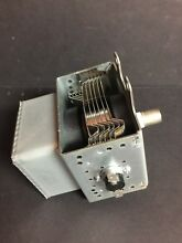 OEM Parts WHIRLPOOL OVER THE RANGE MICROWAVE Mod WMH1162XVQ2 MAGNETRON W10754299