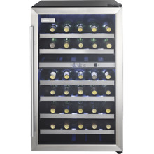 Danby Designer 38 Bottle Wine Cooler  DWC114BLSDD