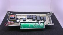 77  GE Washer Control Board P  WH12X10187 w  knobs