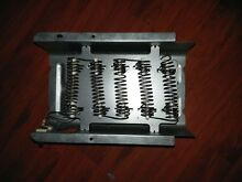 2 Kenmore Dryer  Heating Elements 3403585  279838 and other components