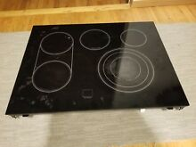 SAMSUNG Electric Stove Top Glass and Burners NE58F9710WS