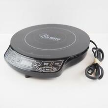 Nuwave Precision Induction Cooktop  PIC  Titanium 30341 CR   Tested and Working
