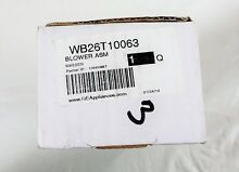 GE RANGE OVEN BLOWER ASSEMBLY PART  WB26T10063