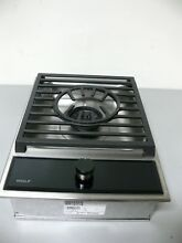 WOLF MM15TF S Built In 15  Multifunctional Single Burner   Wok Grill