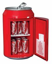 Coca cola Can Fridge   Cc10   0 35 Ft  cc10
