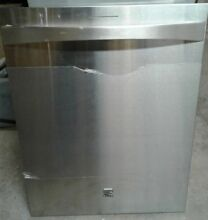 Kenmore Elite Dishwasher Stainless Door Outer Panel with gasket