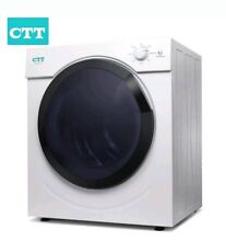 CTT Intelligent Compact Portable Tumble Clothes Dryer  Electric Tumble Vented La