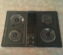 Jenn Air High Quality Cooktop   Downdraft   Electric With 4 Burners