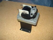 USED Thermador Oven  Microwave Stir Gear Motor 14 19 883 14 39 554