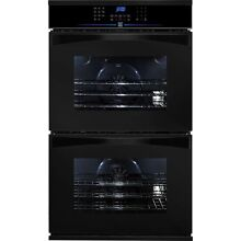 NEW  KENMORE ELITE 30  BLACK ELECTRIC DOUBLE CONVECTION OVEN 48189   free ship