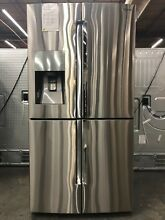 Samsung Flex Show Case French 4 Door Stainless Steel Refrigerator   RF28K9380SR