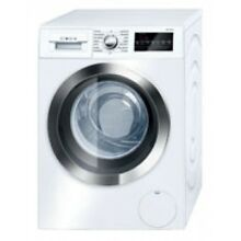 Bosch 24  800 Series White Front Loading Compact Washer