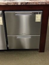 DD24DCTX9 FISHER AND PAYKEL DOUBLE DISH DRAWER  STAINLESS STEEL DISPLAY MODEL
