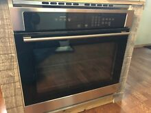 Whirlpool NUTID Self cleaning Convection Wall Oven  Stainless Steel