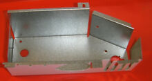 GE Side by Side Refrigerator Control Module Metal Housing Bracket WR2X7736