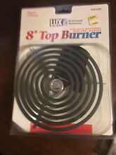 Lot 2 Lux Replacement Plug In Top Burners For G E  Hotpoint   Rt8g5200 8