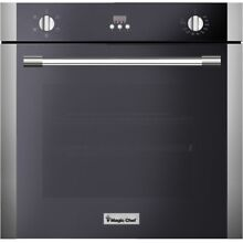 Magic Chef MCSWOE24S 24  Built In Wall Oven Fan Convection