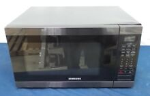 Samsung MS19M8000AG 1 9 Cu Ft  Counter Top Microwave Black Stainless  SIC13013
