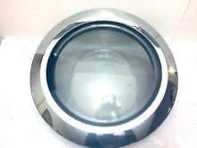 Maytag Washing Machine Model MHWE300VW11 Front Glass Door Assembly