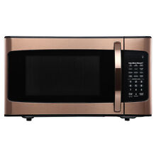 Kitchen Microwave Oven 1 1 Cu  Ft  Cooking Led Display Home Dorm Dining Area