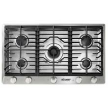 Dacor Heritage 36  Stainless Steel Natural Gas Cooktop