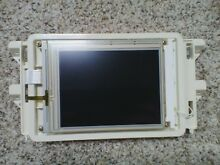 WE04X10105 GE Harmony Dryer LCD Touch Screen Display WE04X10134