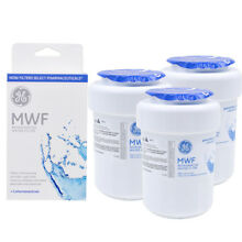 3Pack Genuine GE MWF MWFP GWF 46 9991 General Electric Smartwater Water Filter