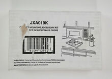 GE Microwave Under Cabinet Mounting Kit  4 A019 5  WX4 A019 4 A019 JXA019K