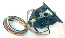 Whirlpool Double Wall Microwave Oven Model GMC305PDQ6  Door Lock Latch Assembly