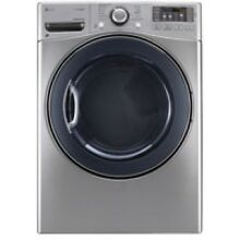 LG Graphite Steel Electric SteamDryer
