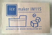 Automatic Ice Maker Installation Kit IM115