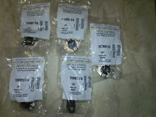 Lot of 5  WP3387134 3387134 Whrlpool  FSP OEM Cycle Thermostats