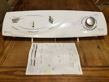 MAYTAG ATLANTIS DRYER MDE7400AYW CONTROL PANEL TESTED AND WORKING