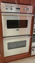 VEDO1302SS  VIKING 30  DOUBLE WALL OVEN  DISPLAY MODEL