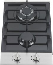 For Parts  RambleWood Green GC2 48P Stainless Steel 12 in  Gas Gas Cooktop