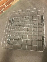 KitchenAid Dishwasher Lower Rack Assembly W10728159 Gray