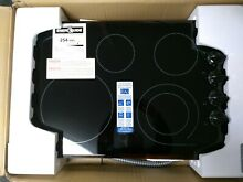 Frigidaire Gallery 30 IN Black Electric Smoothtop Cooktop FGEC3045KB