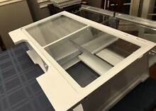 Kenmore Pro Or Elite Complete 2 Drawer Tray assembly  Vegetable