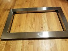 30  GE Microwave Oven  Stainless Steel Trim Only JX2127 JX2130