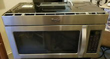 Whirlpool WMH31017AS 1000 Watts Without Convection Cook Microwave Oven Silver