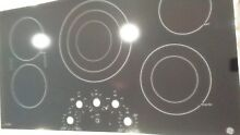 GE PROFILE PP7036SJSS COOKTOP REPLACEMENT GLASS  WB62X2422   NEW WITH EXTRAS