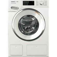 Miele W1 White Front Load Washer