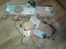 USED Dishwasher Control Board for Kenmore Elite part  W10481091 OEM with harness