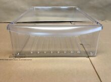 OEM Frigidaire Refrigerator MEAT PAN 2405309   MACHINE POLISHED