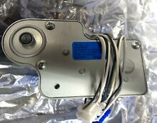 LG Kenmore IN the door auger ice dispenser MOTOR ASSEMBLY EAU60784222