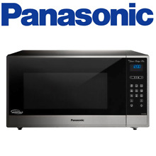 Panasonic NN SE785S 1 6 Cu  Ft  Built In Microwave Oven