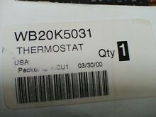 WB20K5031 GE Hotpoint Kenmore Oven Range Stove Temperature Thermostat